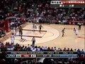 视频:爵士vs火箭 海耶斯背身单打隔两人上篮