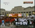 视频:深圳大运会火炬传递北大启动