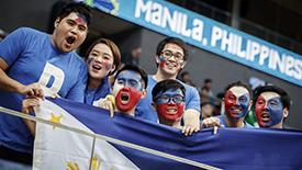 2018FIBA3X3世界杯落户菲律宾 将有40队参赛
