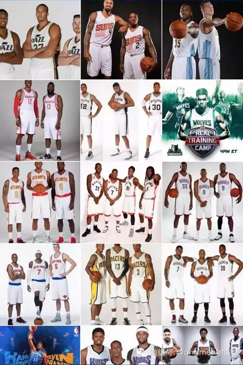 王猛:NBA30队30句话 科比告别巡演的一年
