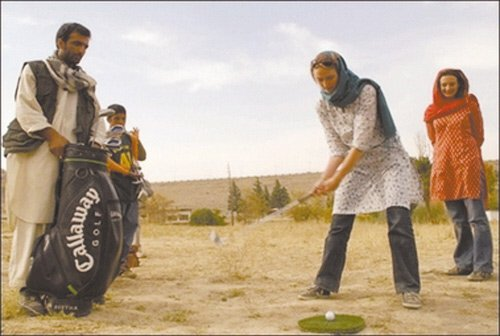 阿富汗队员训练需雇保镖 裁判捐款助打完比赛