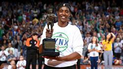 邵婷队友当选WNBA常规赛MVP 唐斯推特送祝贺
