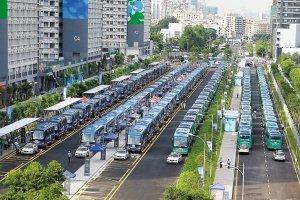 优质交通保障助力大运 零差错零投诉完成目标