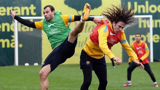 佩德罗和多斯桑托斯恢复训练