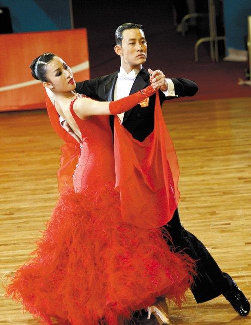 中国第1000枚亚运金牌诞生 沈宏梁瑜洁创历史