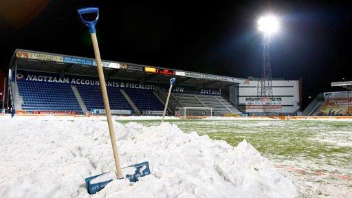 竞彩投注天气提醒:荷兰普降大雪 比赛或中断