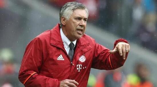 安切洛蒂:拜仁6大将缺阵德国杯 我不会离开