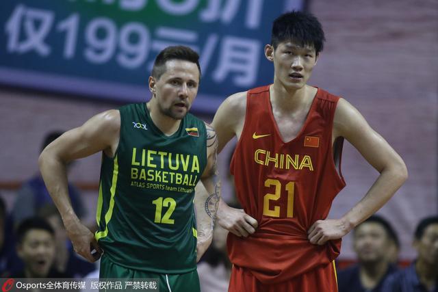 四国赛-国奥男篮惜败立陶宛2连败 胡金秋17+7