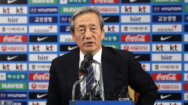郑梦准:FIFA有人阻止我参选主席 想禁我15年