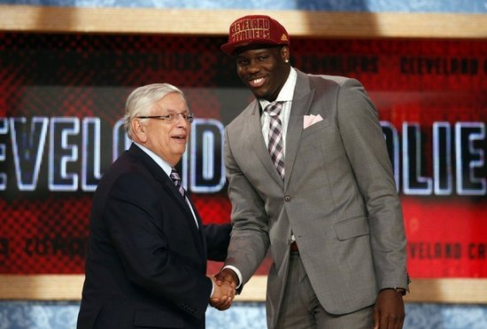 2013年NBA选秀爆冷门!骑士状元签选本内特