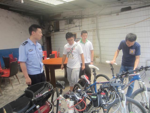 学生为买彩票偷车 3000元自行车贱卖200块