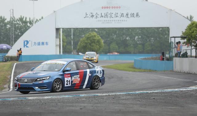 上海城市业余赛暨第33届天马论驾排位赛打响