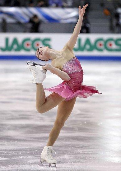 花滑总决赛意大利老将女单折桂 日俄分获二三