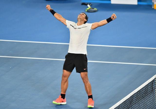 数据纳达尔:14个大满贯冠军 生涯奖金近8千万