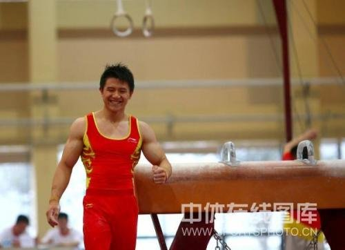 陈一冰:何雯娜很关心我 期待亚运一起拿金牌