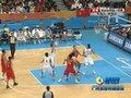 男篮中国vs韩国第二节