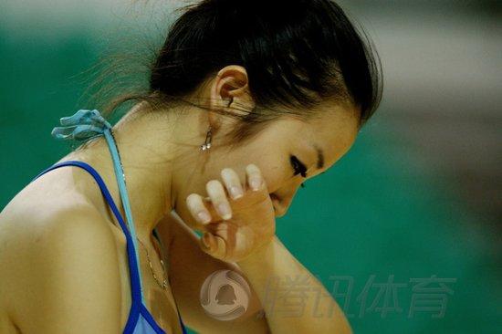 杨舒越:北京巅峰拉拉队长 事业神圣不可侵犯