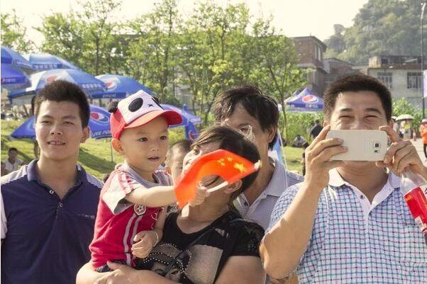 F1摩托艇柳州大奖赛:龙城水上运动的重头戏