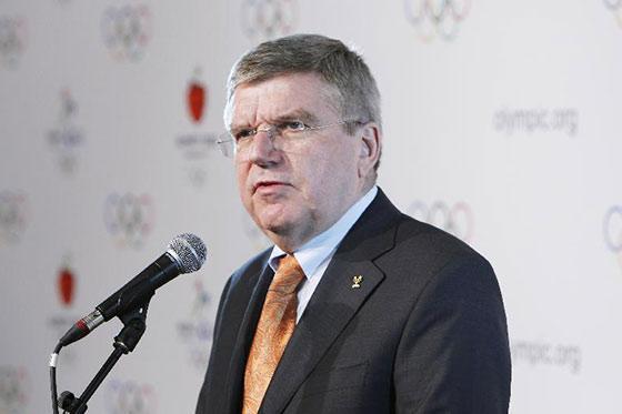 北京雪季鼓舞巴赫:坚信2022冬奥会注定成功
