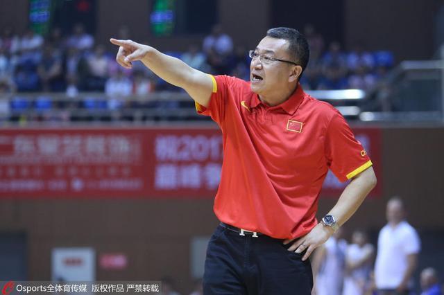 福建宣布范斌出任球队主帅 生涯首次执教CBA