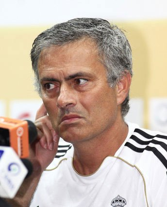 穆里尼奥:商业比赛很重要 中国球员缺乏激情