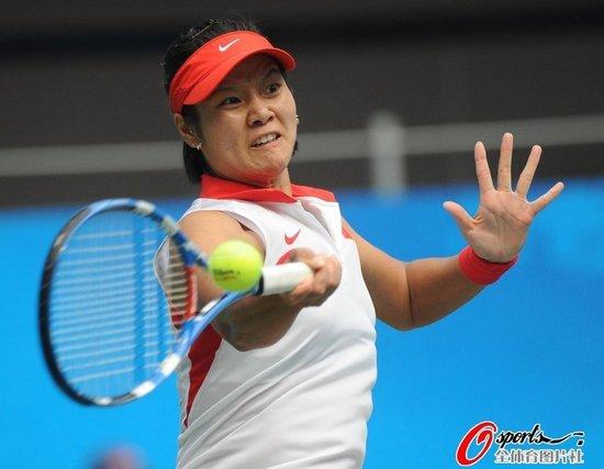 网球女团-彭帅李娜均横扫 中国3-0泰国进决赛