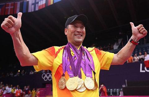 李永波亲自出征考察奥运赛场 主力仅林丹随行