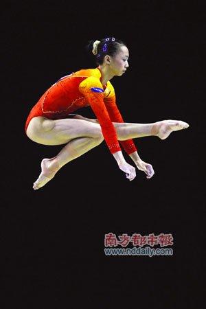 杨伊琳:我会珍惜运动生涯唯一一次亚运会