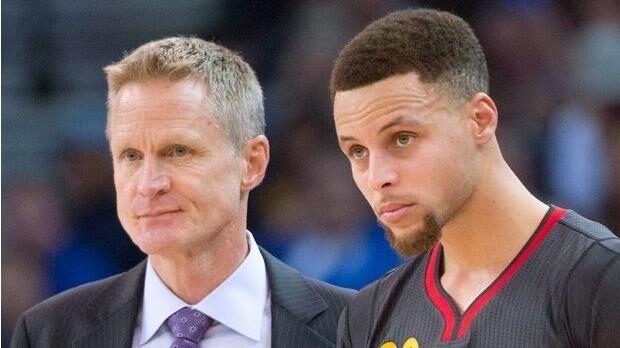 科尔回击大O教练愚蠢论:50年前库里进不了NBA