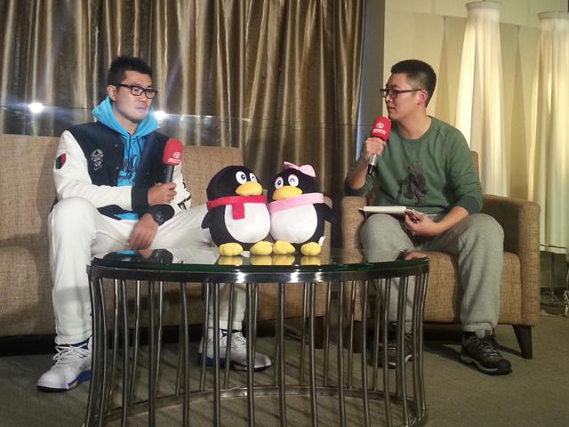 腾讯体育专访男篮国手王仕鹏截图