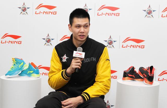 许钟豪:重回全明星很荣幸 大郅脚步还需练习