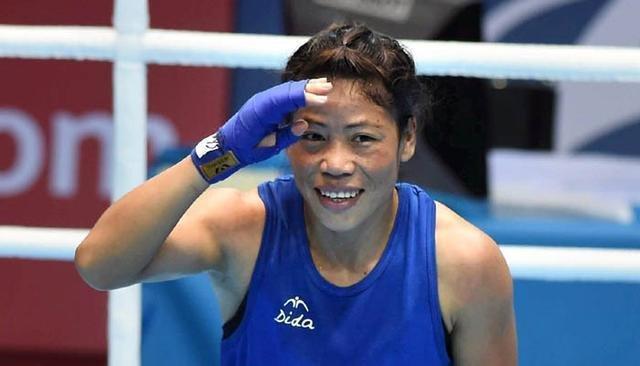 她是亚洲泰森 5次封王创历史夺奥运奖牌获地