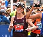永远的261号!首位女性跑马者重返波士顿