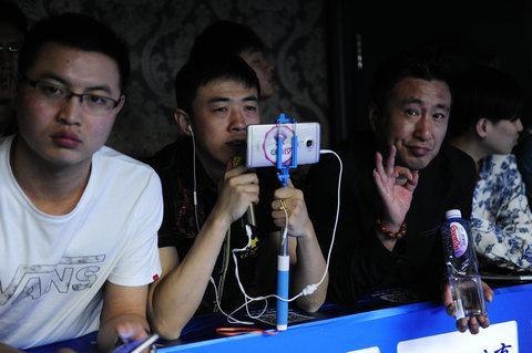 中八大师赛天津开赛:冠军球员力挺 海外选拔