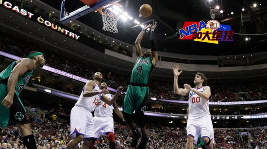 NBA30大绝技之后卫篮板:朗多球场属性似中锋