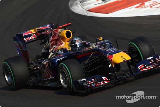 F1车队总结之红牛:赛季狂夺15个杆位