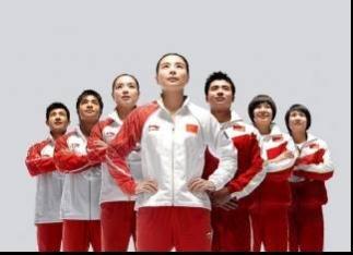 中国跳水队