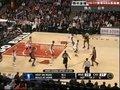 视频:热火vs公牛 詹姆斯罗斯对阵开飚跳投