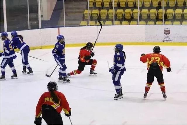 中国女冰北美磨刀蜕变 全新模式助推球员成长