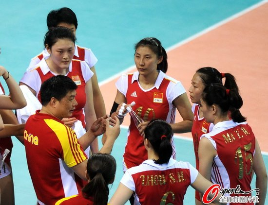 周苏红:决赛要赢最好的韩国 不一定打到2012