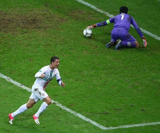 16年后葡萄牙上演复仇记 欧洲杯打上C罗烙印