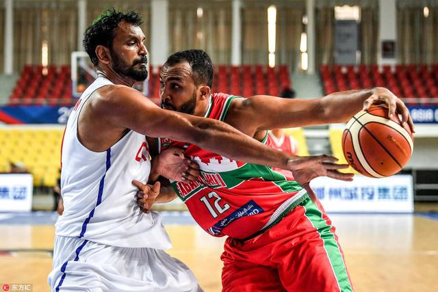篮球亚冠-阿尔阿赫利压哨晋级8强 战阿斯塔纳