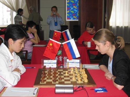 国际象棋并非自娱自乐 融入大运家庭体现精髓