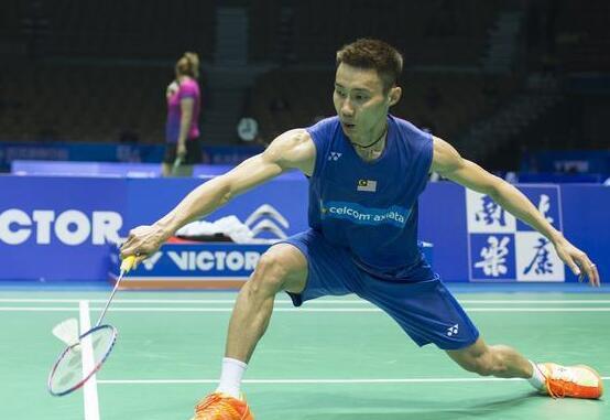 李宗伟受腿筋拉伤影响 退出法国羽毛球公开赛