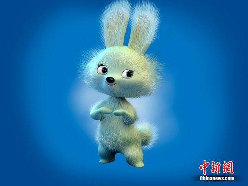 2014年俄 罗斯 索契冬奥会吉祥物全俄征集活动结束,兔子,北极熊和雪豹