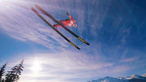 国际雪联认证滑雪跳台落户新疆 填补国内空白