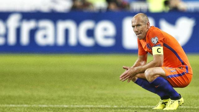 最后的倔强!罗本嘴硬不放弃:荷兰仍能晋级!