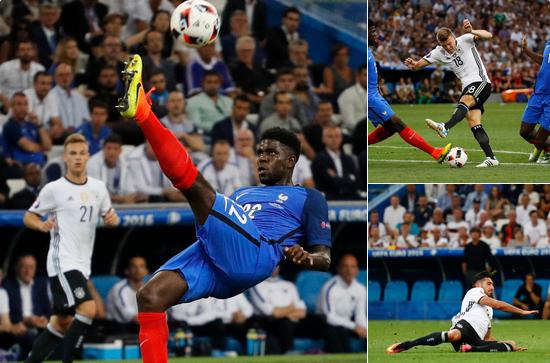 球探-法国新磐石武装巴萨 欧洲杯36年第一人