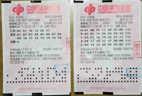 彩票 第52040408号投注站中出的双色球超级巨奖被中奖彩民兑取.