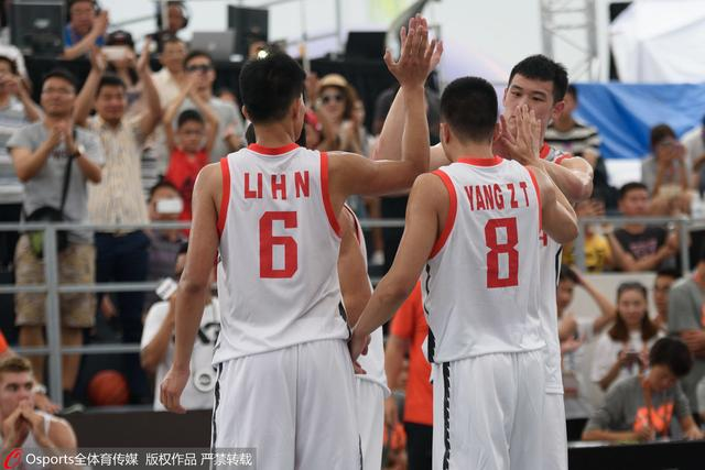 FIBA3X3U18世界杯-中国男队首秀15分胜土耳其